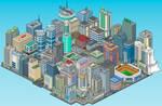 Talanx City Part 1