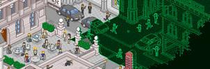 DHD Metropolis Matrix by shabuegah