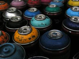 Graf0056 Montana cans by Graf0056
