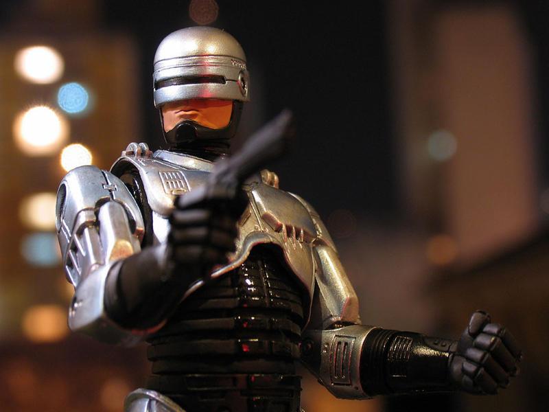 Robocop 1 by blackphantom