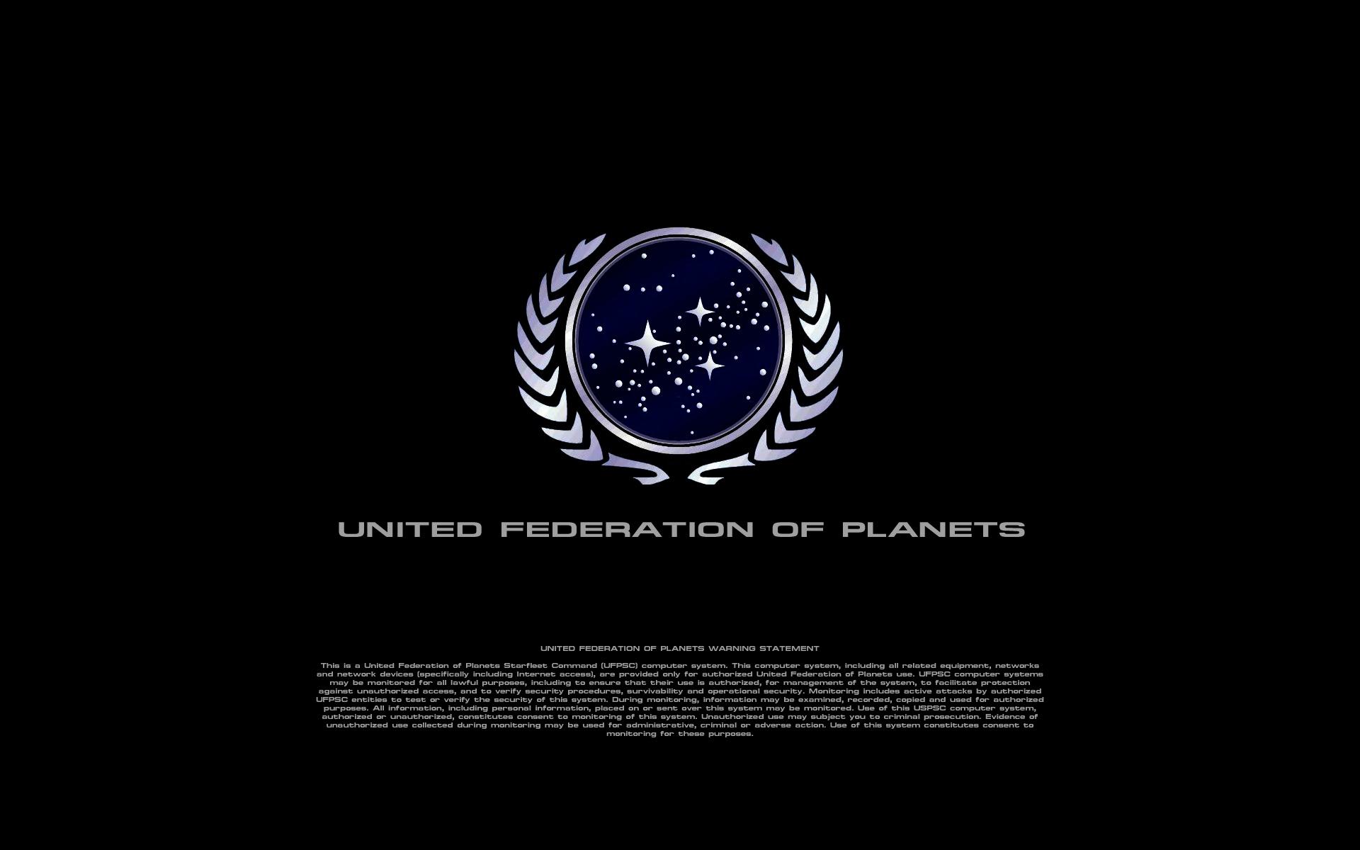 Starfleet Background 1920x1200 by jbolin