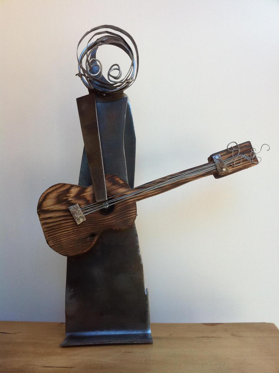 Guitaro... Mysterio... whammo... by skibbic
