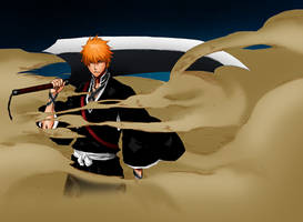 Shinigami again by Lhugion