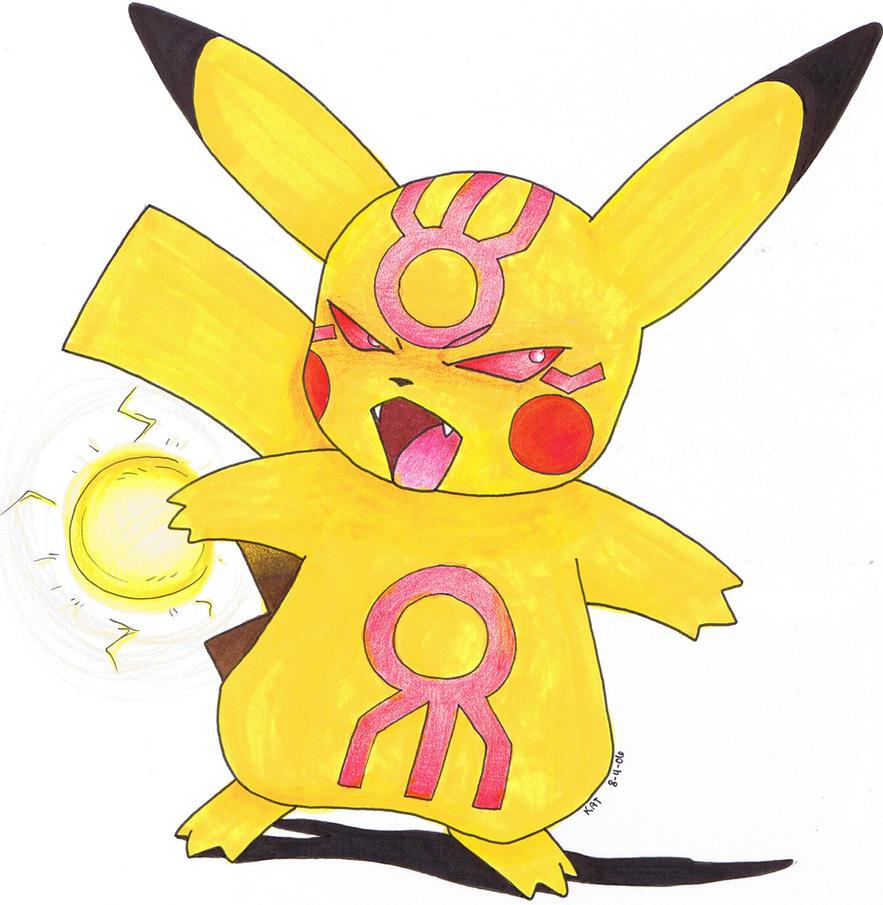 Pokemon Evil Pikachu Images Pokemon Images