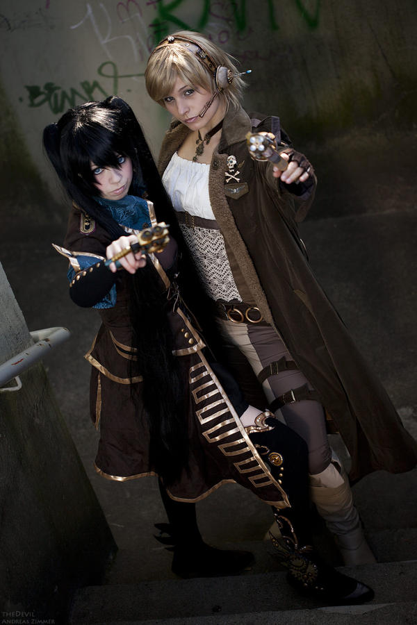 Steampunk: yours