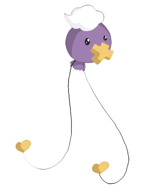 Drifloon by silverwinglie