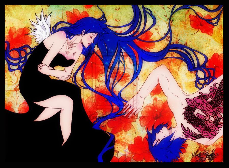 Color SasuHina Lovers by Antifashion19