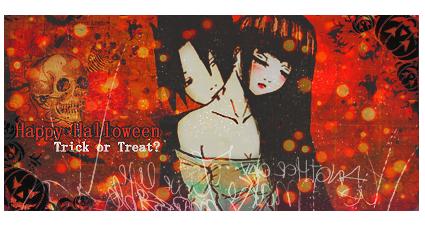SasuHina Halloween by Antifashion19