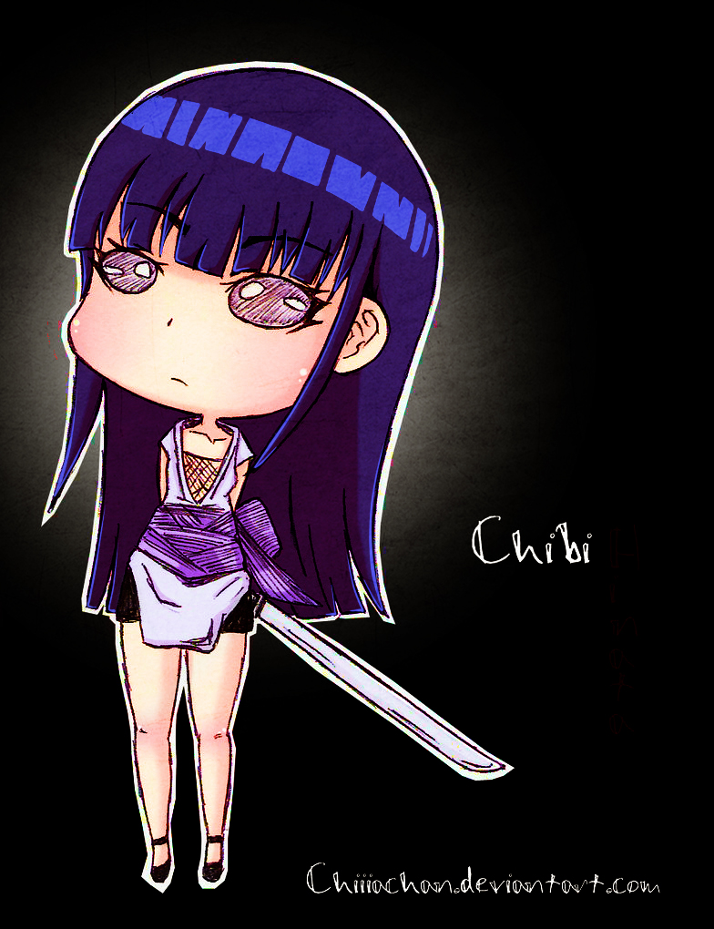 Chibi Hina-Color by Antifashion19