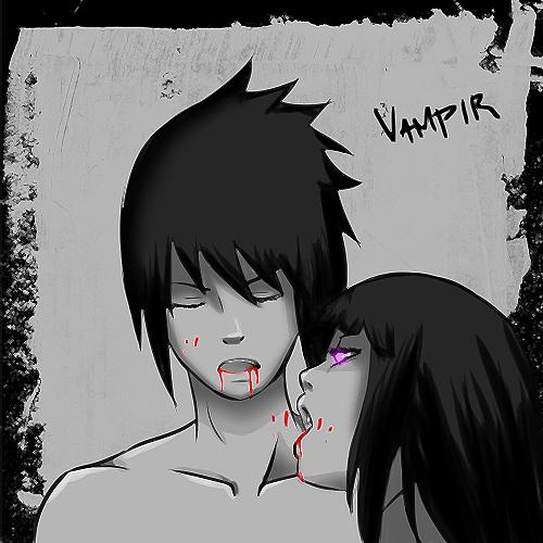 Vampir [SasuHina] by Antifashion19