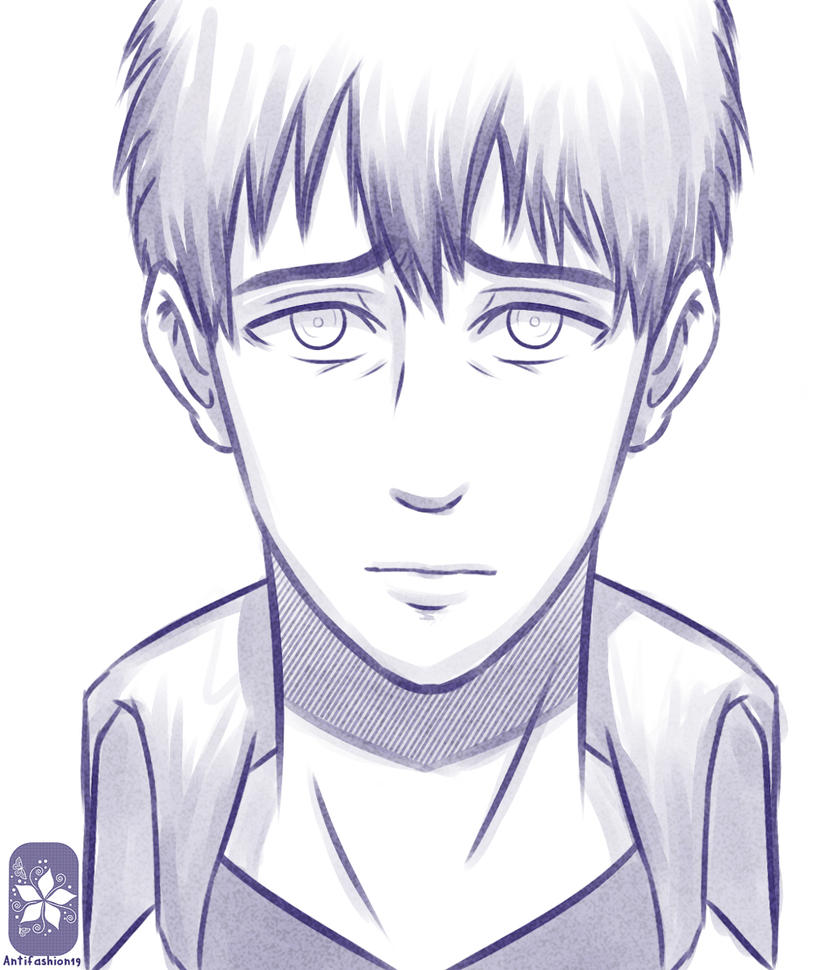 Bertholdt Fubar [Shingeki no Kyojin] by Antifashion19 on ...