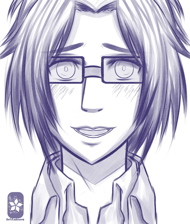 Hanji Zoe [Shingeki no Kyojin] by Antifashion19