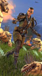 SW TOR: Bounty Hunter