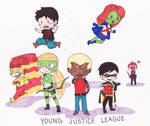 Mini Young Justice
