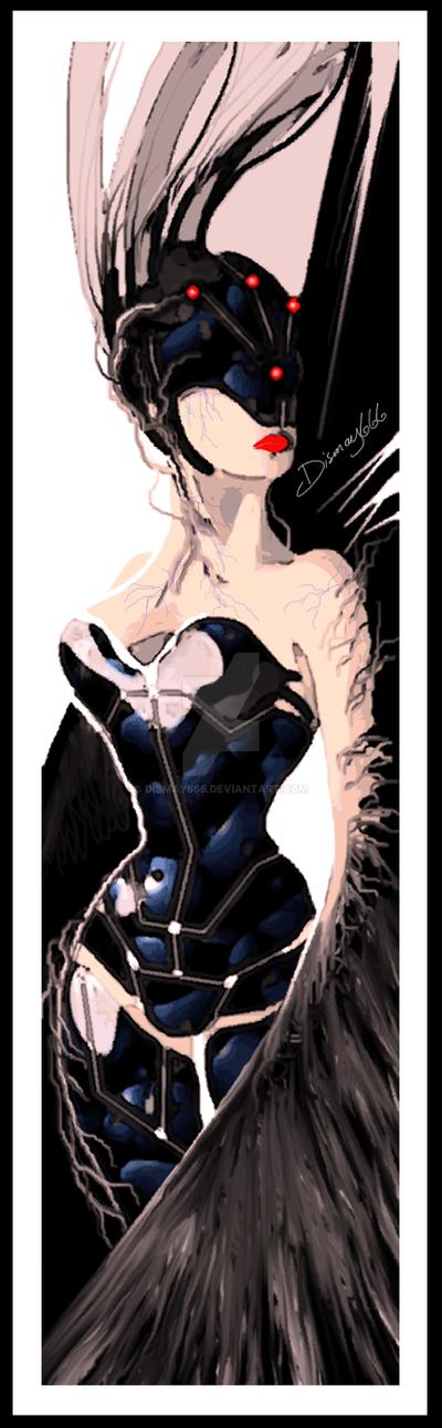 Dark Harp by Dismay666