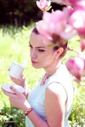 Tea time by Crizata