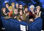 The Dozen Doctors