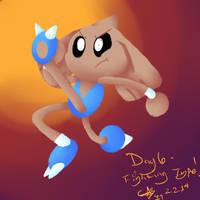 POKEDDEXY Day 6 - Fighting Type by CinnamonMuffins