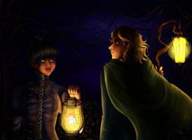 A Guide In The Dark Night