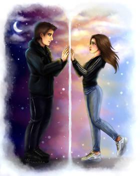 Far Away but Still Together