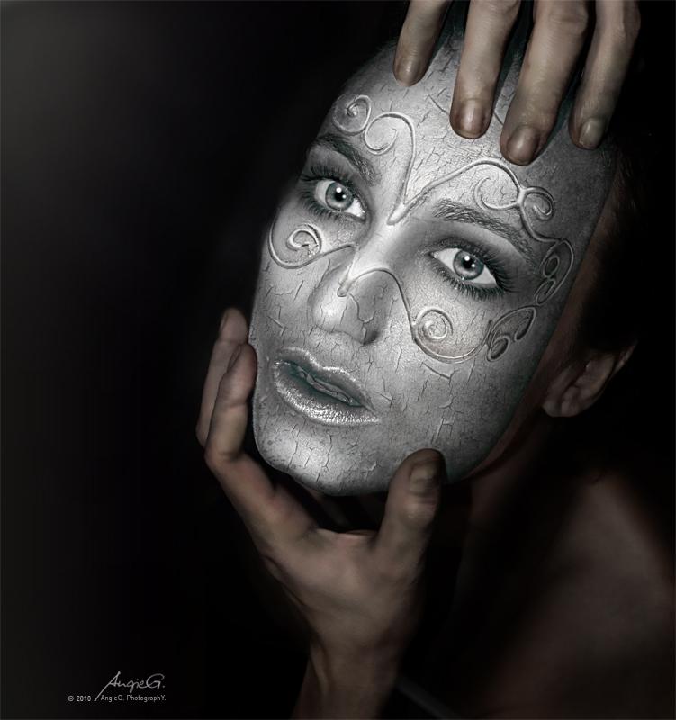 Masked in Eternity by GinAngieLa