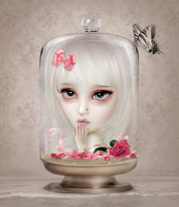 Glasshouse III by GinAngieLa