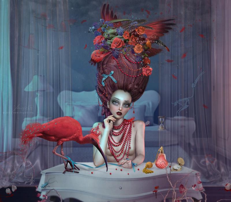 oblivion. by GinAngieLa