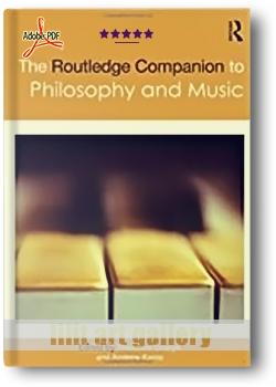 کتاب آموزش، موسیقی و فلسفه با Routledge