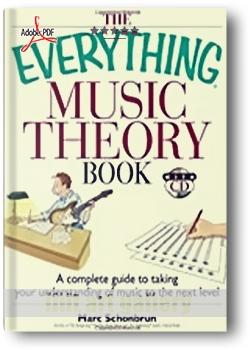 کتاب آموزش، همه چیز درباره تئوری موسیقی