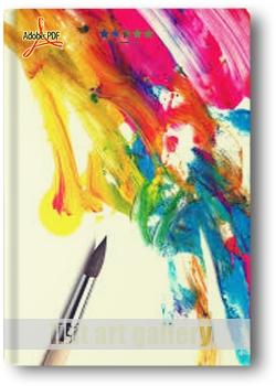 کتاب آموزش، نور رنگ طرح (رنگ شناسی نقاشی)