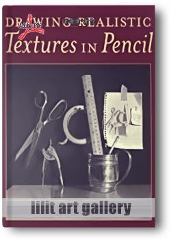 کتاب آموزش، طراحی واقعگرایانه با مداد