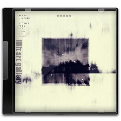 آلبوم موسیقی بیکلام، داستانهایی از دور دست بر پیانو اثری از جیمز هیزر