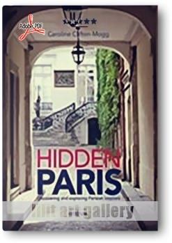 """کتاب آموزشی، """"عکاسی از پاریس پنهان"""" کشف و بازدید از مناطق داخلی پاریس"""