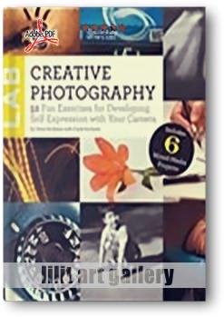 کتاب آموزشی، آزمایشگاه عکاسی خلاقانه
