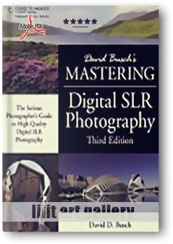 کتاب آموزشی، تسلط بر عکاسی دیجیتال SLR