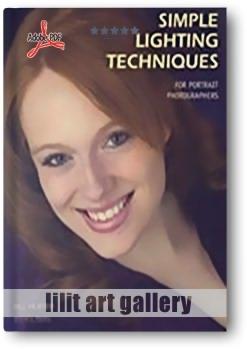 کتاب آموزشی، تکنیکهای نورپردازی ساده برای عکاسان پرتره