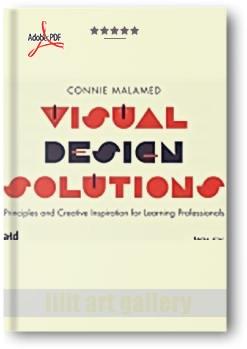 کتاب آموزشی، راهحلهای طراحی بصری (اصول و الهام خلاقانه برای آموزش حرفهایها)