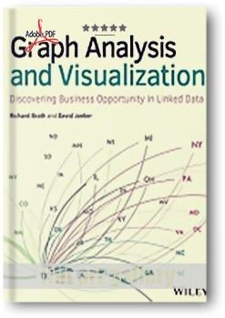 کتاب آموزشی، تحلیل و تجسم گراف