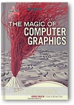 کتاب آموزشی، جادوی گرافیک کامپیوتری