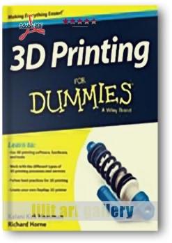 کتاب آموزشی، چاپ سهبعدی بهزبان ساده
