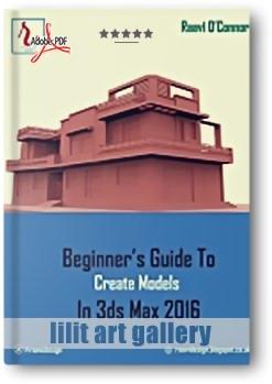 کتاب آموزشی، راهنمای ایجاد مدلها در 3ds Max برای شروع