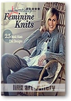 کتاب آموزشی، بافتنیهای کاملا زنانه