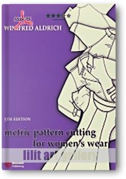 کتاب آموزشی، برش الگوی متریک برای لباس زنان