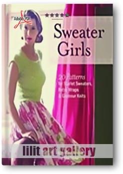 کتاب آموزشی، پلیورهای دخترانه