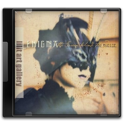 "آلبوم موسیقی بیکلام، انیگما ""صحنه ای پشت آینه"" Enigma – The Screen Behind The Mirror"