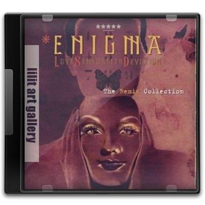 """آلبوم موسیقی بیکلام، انیگما """"محبت حساسیت عشق"""" Enigma – Love Sensuality Devotion"""