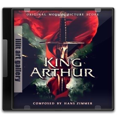 """آلبوم موسیقی، فیلم شاه آرتور از """"هانس زیمر"""" Hans Zimmer – 2004 – King Arthur"""