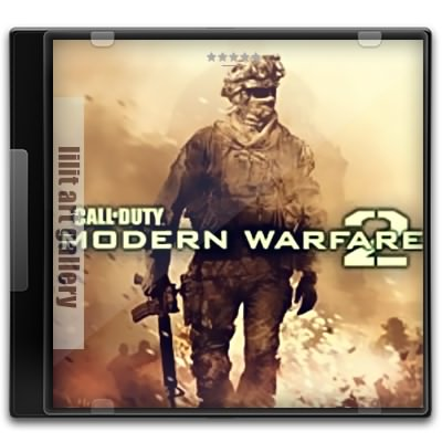 """آلبوم موسیقی بیکلام، بازی ندای وظیفه از """"هانس زیمر"""" Hans Zimmer and Lorne Balfe – 2010 – Call of Duty"""