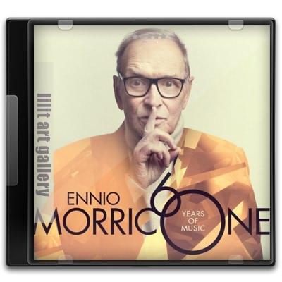 آلبوم موسیقی بیکلام، بهترین های ۶۰ سال انیو موریکونه - Morricone 60