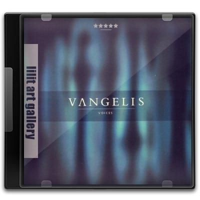 "آلبوم موسیقی بیکلام، ونگلیس ""آواها"" – Vangelis 1995 Voices"